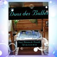 Idée de Sortie Vélines Duos des bulles