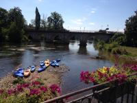 Idée de Sortie Annesse et Beaulieu Canoë-Kayak à Saint-Astier