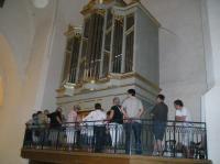 Idée de Sortie Annesse et Beaulieu Saint-Astier : visite clocher et orgue