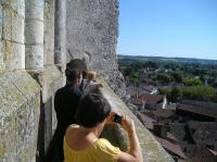 Idée de Sortie Annesse et Beaulieu Saint-Astier : visite de ville et du clocher