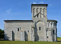 Idée de Sortie Brie sous Barbezieux Eglise Saint-Jacques de Conzac