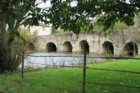 Idée de Sortie Chenaud Circuit découverte de la bastide de St Aulaye, classé parmi les 10 plus beaux sentiers du Périgord