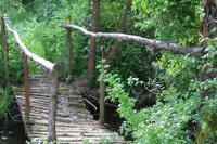 Idée de Sortie Saint Pierre d'Eyraud Circuit du pont des gouttes à Saint-Avit-Saint-Nazaire