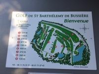 Idée de Sortie Saint Barthélemy de Bussière Golf du Genêt