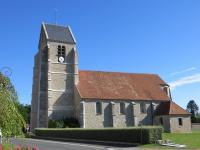 Idée de Sortie Viels Maisons Eglise Saint-Barthélemy