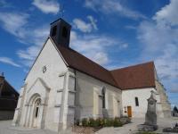 Idée de Sortie Sainte Maure Eglise Saint-Benoit