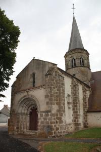 Idée de Sortie Sazeret Église Saint-Bonnet