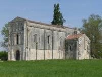 Idée de Sortie Réparsac Abbaye de Chatres