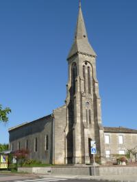 Idée de Sortie Boisredon Eglise Saint-Clair de Saint-Caprais-de-Blaye
