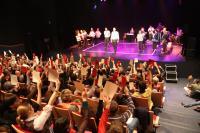 Evenement La Chapelle Saint Géraud Match d' Improvisation Théâtrale La Cambriole Impro