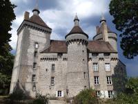 Idée de Sortie Ajain Château d'Etangsannes