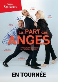 Evenement Montlieu la Garde Théâtre au Vox : La part des anges