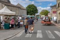 Marché, un Vide Grenier ou une Brocante Pugnac Marché de Saint-Christoly-de-Blaye