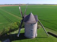 Idée de Sortie Eure et Loir Moulin à vent de Frouville Pensier