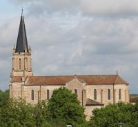 Idée de Sortie Confrançon Eglise de Saint-Cyr-sur-Menthon