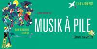 Evenement Saint Martin de Coux Festival MusiK à Pile