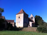 Idée de Sortie La Douze Eglise Saint-Jean-Baptiste-de-Mortemart