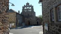 Idée de Sortie Haute Loire Eglise de Saint-Front