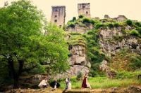 Idée de Sortie Saint Geniez ô Merle Tours de Merle : Visite Autrement
