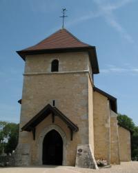 Idée de Sortie Thoiry Eglise Saint-Pierre de Pouilly