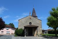 Idée de Sortie Saint Didier d'Aussiat Eglise de Saint-Genis-sur-Menthon