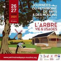 Idée de Sortie Montgibaud Visite entreprise Puy Mory Bois à St Germain les Belles - JPPM 2021