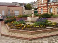 Idée de Sortie Saint Quentin le Petit SAINT GERMAINMONT, Village Fleuri  1 Fleur