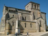 Idée de Sortie Prignac et Marcamps Eglise de Saint-Gervais