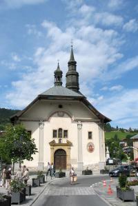 Idée de Sortie Saint Gervais les Bains Eglise de Saint-Gervais