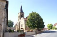 Idée de Sortie Gipcy Église Saint-Loup - Saint-Hilaire
