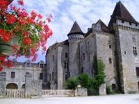 Idée de Sortie Saint Martin de Fressengeas Château de la Marthonie