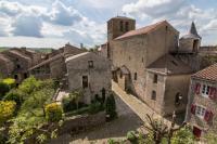Idée de Sortie Saint Jean d'Alcapiès Fort cistercien de St-Jean d'Alcas