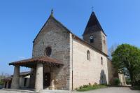 Idée de Sortie Vescours Eglise de Saint-Jean-sur-Reyssouze