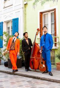 Evenement Chabanais Concerts d'été : Comme un effet de l'art scène