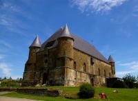 Idée de Sortie Fossé Église de Saint-Juvin