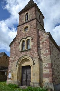 Idée de Sortie Saint Laurent d'Olt Église de Bonneterre