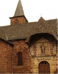 Idée de Sortie Saint Laurent d'Olt Église de Canet d'Olt