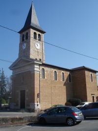 Idée de Sortie Saint Bonnet de Mure Eglise Paroissiale