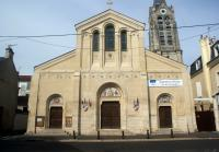 Idée de Sortie Le Plessis Bouchard Eglise Saint-Leu-Saint-Gilles