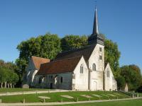 Idée de Sortie Sainte Maure Eglise Saint-Lyé