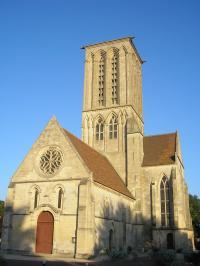 Idée de Sortie Brouay Eglise Notre Dame des Labours