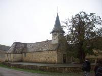 Idée de Sortie Falaise Chapelle Saint-Vigor