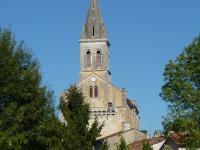 Idée de Sortie Saint Méard de Drône Eglise de Saint-Martin de Ribérac