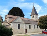 Idée de Sortie Azé Eglise Saint-Denis