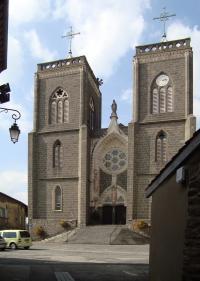 Idée de Sortie Rhône Eglise de Saint-Didier-sous-Riverie