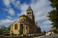 Idée de Sortie Saint Menoux Église Saint-Menoux - Saint-Menoux