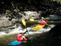 Idée de Sortie Salagnac Kayak en eaux vives dans les Gorges de l'Auvézère