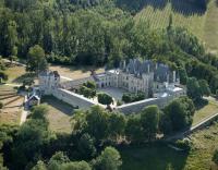 Chateau et Tour Michel de Montaigne Dordogne