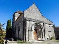 Idée de Sortie Montcaret Église Saint-Michel