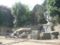 Idée de Sortie Saint Pois Parc-musée du granit